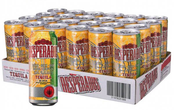 Desperado Cans 24 X 500ml Dial A Drink